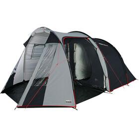High Peak Ancona 5 - Tente - gris/noir